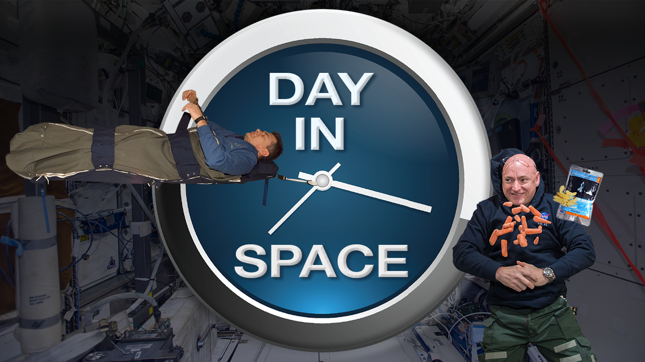 daily schedule | hr macmillan space centre